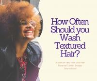 Should African American Women Wash Their Hair More Often?