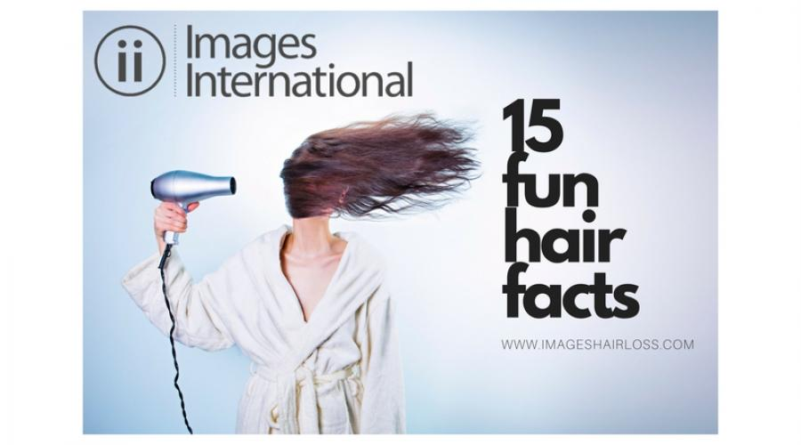 15 Hair Fun Facts